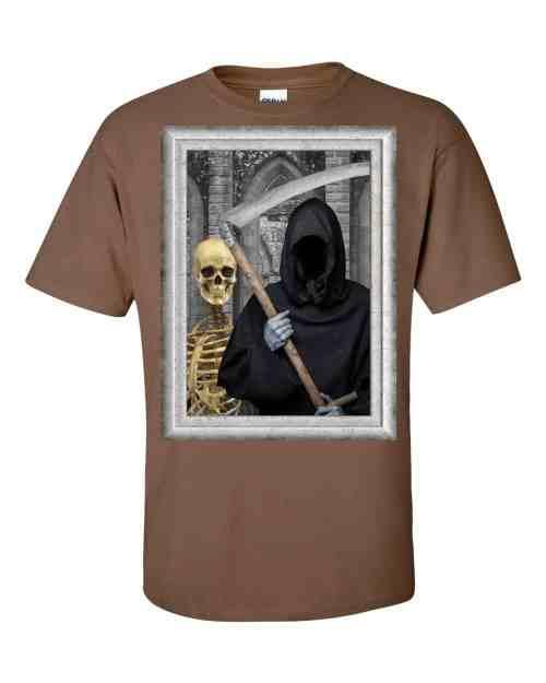 Transylvanian Gothic T-Shirt (chestnut)