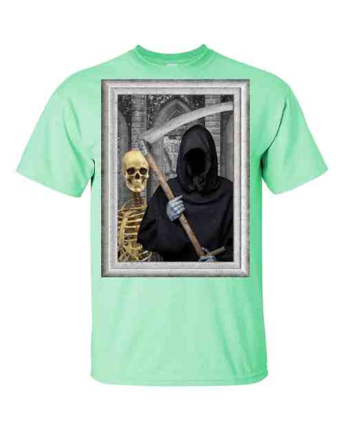 Transylvanian Gothic T-Shirt (mint)