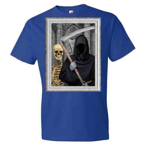 Transylvanian Gothic T-Shirt (royal)