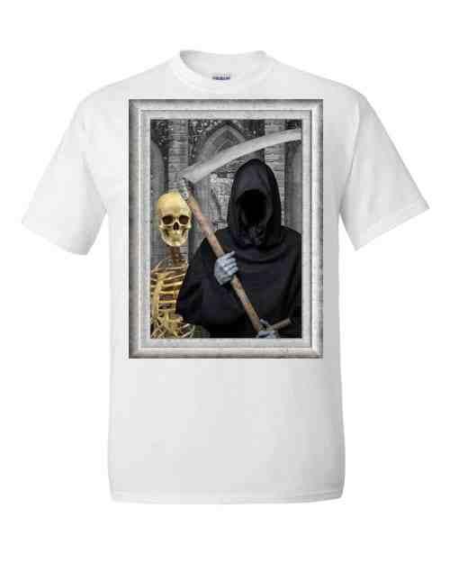 Transylvanian Gothic T-Shirt (white)