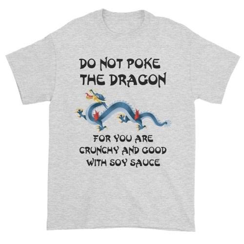 Do Not Poke the Dragon (ash)