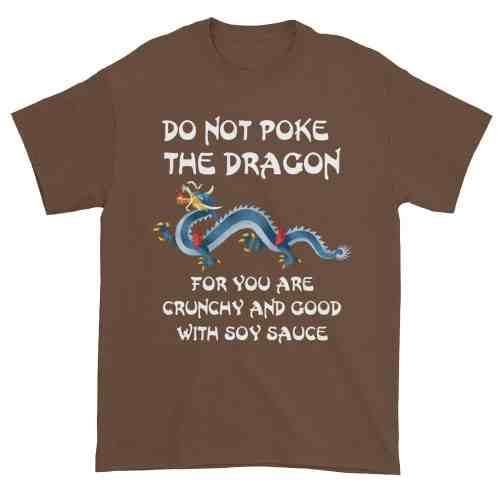 Do Not Poke the Dragon (chestnut)