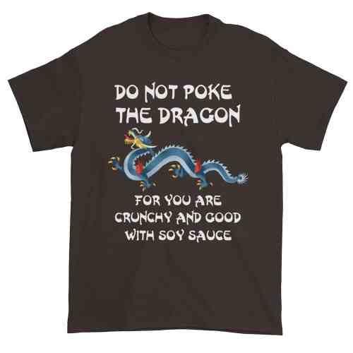 Do Not Poke the Dragon (chocolate)