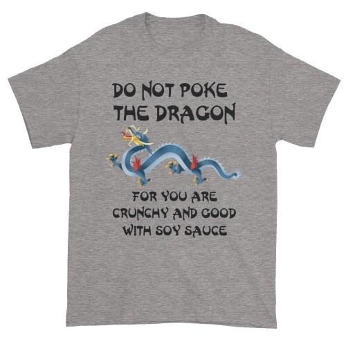 Do Not Poke the Dragon (slate)