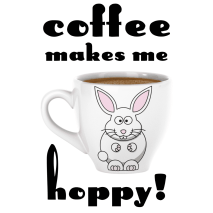 Coffee Makes Me Hoppy