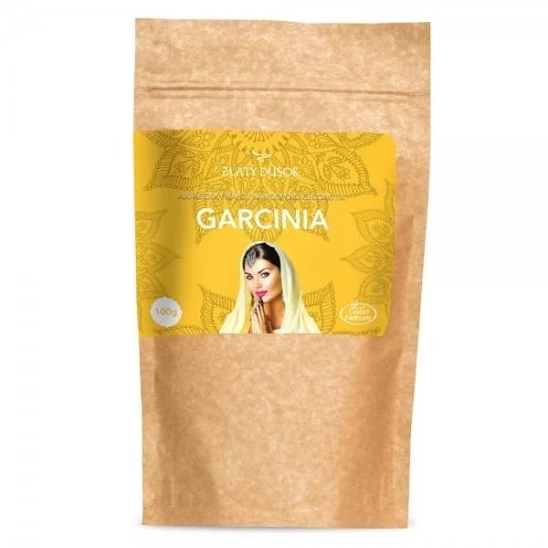 Zlatý dúšok Ajurvédska káva GARCINIA 100 g