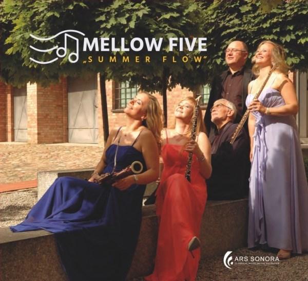 ARSO-CD-176 Mellow Five okładka
