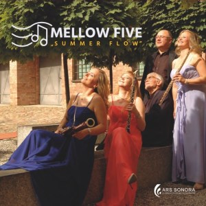 ARSO-CD-176 Mellow Five okładka
