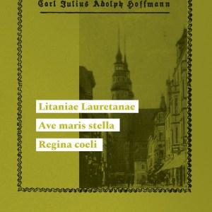 okładka książki - Twórczość Maryjna C. J. A. Hoffmana