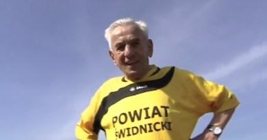 Ma 104 lata i szykuje się do mistrzostw Polski