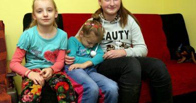 Biskupice Radłowskie: 12-latka ocaliła siostrzyczki z pożaru