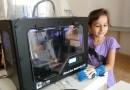 Wydrukowali dla 9-letniej Julii protezę dłoni