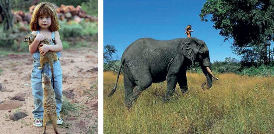 historia jak z ksi gi d ungli prawdziwy mowgli kt ry dorasta z dzikimi zwierz tami afryki. Black Bedroom Furniture Sets. Home Design Ideas