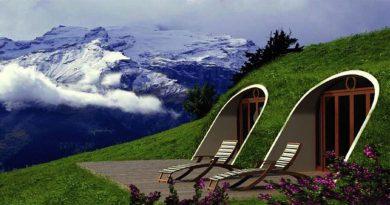 Firma Green Magic Homes i jej domki hobbitów