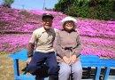 Mężczyzna spędził 2 lata na sadzeniu pachnących kwiatów, aby uszczęśliwić swoją niewidomą żonę, cierpiącą na depresję