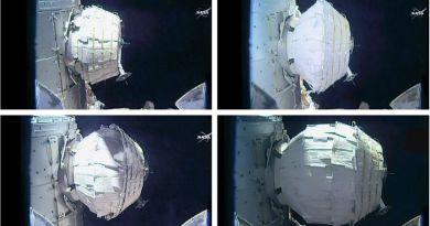 Zakończono montowanie zmiennoobjętościowego pomieszczenia na Międzynarodowej Stacji Kosmicznej