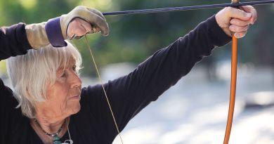 Bodhi Hanna Kistner (88lat) twierdzi – Moje życie zaczęło się dopiero po sześćdziesiątce