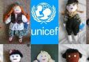 Kielczanie chcą pomagać dzieciom w Angoli. Na specjalnej aukcji zostaną wystawione lalki prezentujące różne kultury