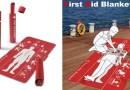 First Aid Blanket – chiński koc ratujący życie