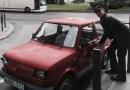 Tom Hanks osobiście odbierze ofiarowanego mu Fiata 126p