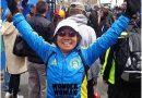 Ma 70 lat. Przebiegła 7 maratonów, na 7 kontynentach, w 7 dni