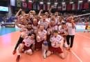 """Polscy siatkarze mistrzami świata U-21! W wielkim finale w czeskim Brnie """"Biało-czerwoni"""" rozgromili Kubańczyków 3:0"""