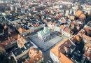Niewidomy przewrócił się na ulicy w Gliwicach, nie wiedział, gdzie jest, znalazł go sprytny policjant