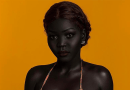 """Nyakim Gatwech – """"Królowa Czerni"""": niezwykła modelka"""