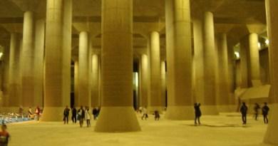 Gigantyczne tunele pod Tokio. Japoński cud inżynierii pokona każdą powódź