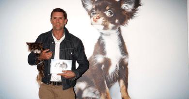Fotograf pomaga psom ze schroniska znaleźć kochający dom