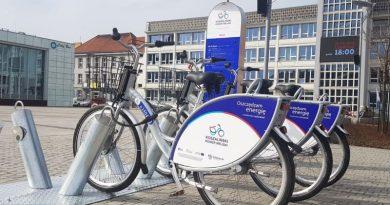 Na Pomorzu powstanie największy system roweru elektrycznego na świecie