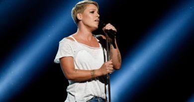 Pink przerwała koncert, żeby pocieszyć swoją fankę, która niedawno straciła matkę