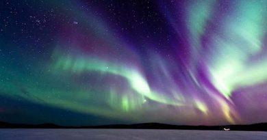 W najbliższych dniach nad Polską będzie można zaobserwować zorzę polarną