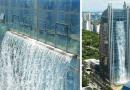 Największy na świecie wodospad zbudowany przez człowieka powstał w Chinach