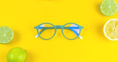 Te okulary chronią oczy przed niebieskim światłem monitorów
