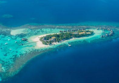Wzrost poziomu oceanu może być korzystny dla wysp koralowych