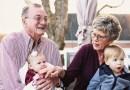 Opieka nad wnukami może wydłużyć życie – raport naukowy
