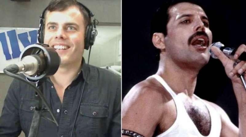 Nie przypuszczalibyście że ten niepozorny facet tak zaśpiewa Bohemian Rhapsody. Brawo!