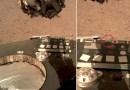 Polska flaga na Marsie. Sonda InSight przysłała pierwsze zdjęcia