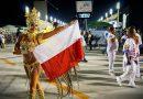 Polka w Rio de Janeiro. Tańczy jak gwiazda, wygląda jak milion dolarów