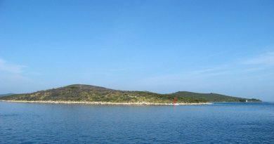 Ludzie z całego świata chcą pracować na małej wyspie w Chorwacji