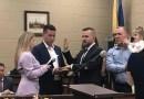 Daniel Gołąbek został najmłodszym burmistrzem w historii Elmwood Park w New Jersey