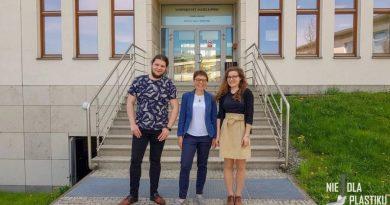 Studenci chcą policzyć plastik w całej Polsce
