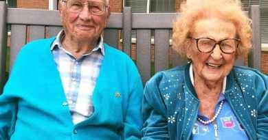Miłość nie zna granic – wiekowych. Najstarsi nowożeńcy z Ohio: ona ma 103 a on 100 lat