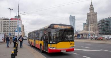 Autobus dla osób bezdomnych ponownie wyjechał na ulice Warszawy