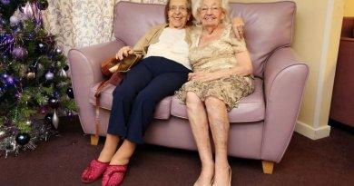 Przyjaźnią się od 78 lat, przeniosły się do tego samego domu opieki, aby mogły spędzać więcej czasu razem