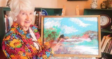 Bądź jak chwast –  ważna życiowa porada od 102-letniej malarki