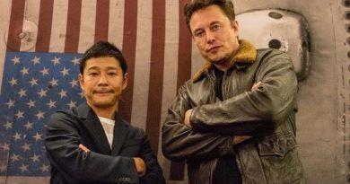 Japoński miliarder poszukuje partnerki, która poleci z nim na księżyc
