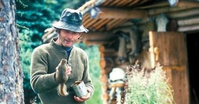 Niezwykły człowiek Dick Proenneke – przez 30 lat sam na pustkowiu Alaski