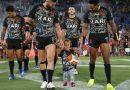 Nękany dziewięciolatek dostał wsparcie z całego świata. Poprowadził rugbystów na mecz!